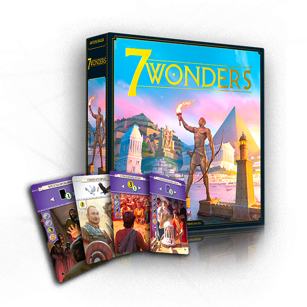 prize 7 Wonders Mystery